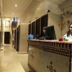 Отель Imperial Holiday Hôtel & spa Марокко, Марракеш - отзывы, цены и фото номеров - забронировать отель Imperial Holiday Hôtel & spa онлайн интерьер отеля