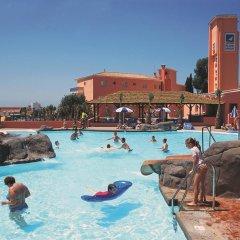 Отель Diverhotel Dino Marbella бассейн