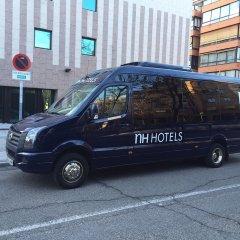 Отель NH Madrid Barajas Airport городской автобус