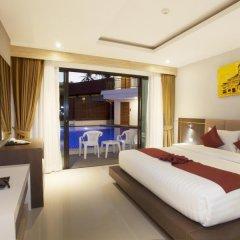 Отель Paripas Patong Resort 4* Номер Премиум с разными типами кроватей фото 4