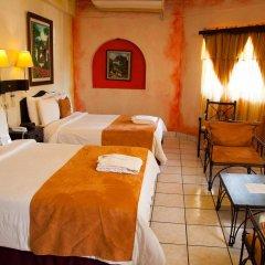Hotel Camino Maya комната для гостей фото 2