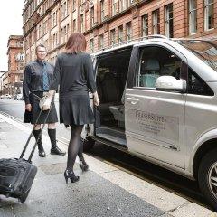 Отель Fraser Suites Glasgow Великобритания, Глазго - отзывы, цены и фото номеров - забронировать отель Fraser Suites Glasgow онлайн городской автобус