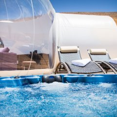 Отель Petra Bubble Luxotel бассейн фото 2