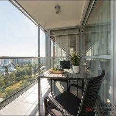 Отель P&O Apartments Arkadia 14 Польша, Варшава - отзывы, цены и фото номеров - забронировать отель P&O Apartments Arkadia 14 онлайн балкон