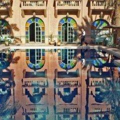 Отель Kasbah Asmaa Марокко, Загора - отзывы, цены и фото номеров - забронировать отель Kasbah Asmaa онлайн бассейн фото 2