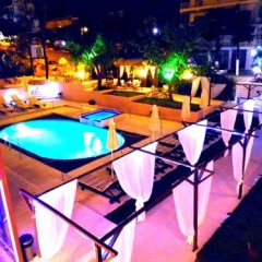 Golden Beach Hotel гостиничный бар
