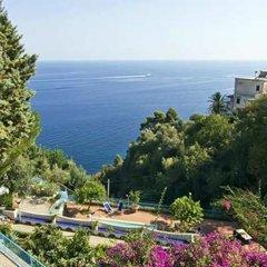 Отель Villa Demetra пляж