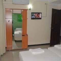 Отель VJ City Hotel Шри-Ланка, Коломбо - отзывы, цены и фото номеров - забронировать отель VJ City Hotel онлайн комната для гостей фото 3