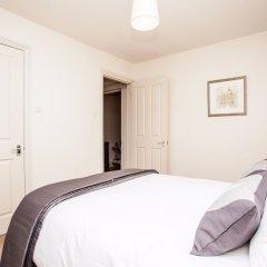 Отель Bright &Spacious Central 1 Bed Basement Flat Лондон комната для гостей фото 3