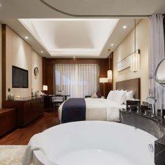 Отель Fu Rong Ge Hotel Китай, Сиань - отзывы, цены и фото номеров - забронировать отель Fu Rong Ge Hotel онлайн ванная фото 2