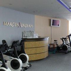 Гостиница Измайлово Дельта фитнесс-зал фото 4