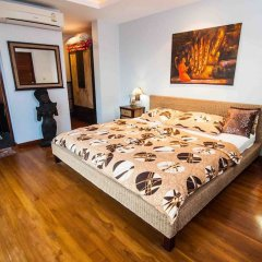 Отель Penn Sunset Villa 4 Ланта сейф в номере