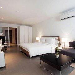 Отель X2 Vibe Phuket Patong 4* Стандартный номер разные типы кроватей фото 8