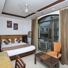 Отель Le Grand Индия, Нью-Дели - отзывы, цены и фото номеров - забронировать отель Le Grand онлайн комната для гостей фото 2