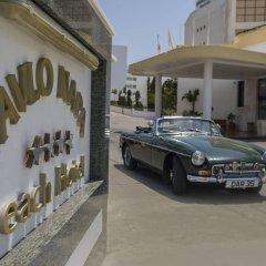 Pavlo Napa Beach Hotel in Ayia Napa, Cyprus from 144$, photos, reviews - zenhotels.com city shuttle