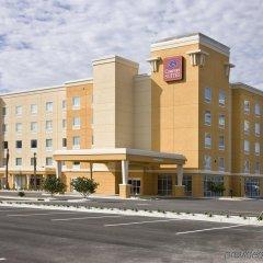 Отель Comfort Suites Lake City Лейк-Сити парковка