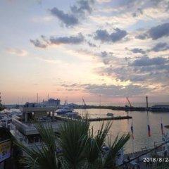 Гостиница Hostel Port Sochi в Сочи 1 отзыв об отеле, цены и фото номеров - забронировать гостиницу Hostel Port Sochi онлайн пляж фото 2