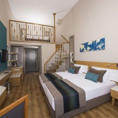 Отель Palm World Resort & Spa Side - All Inclusive Сиде комната для гостей фото 5