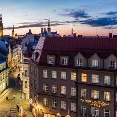 Savoy Boutique Hotel by TallinnHotels Таллин фото 3