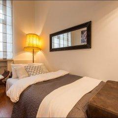 Отель P&O Apartments Hoza Studio Польша, Варшава - отзывы, цены и фото номеров - забронировать отель P&O Apartments Hoza Studio онлайн комната для гостей фото 4