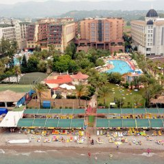 Hotel Stella Beach - All Inclusive пляж