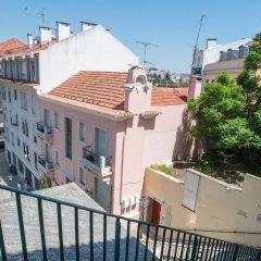 Отель Portuguese Living Príncipe Real балкон
