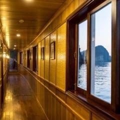Отель Bhaya Cruises Халонг интерьер отеля фото 3