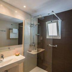 Отель Aparthotel Holiday Center ванная фото 2