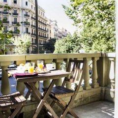 Отель Pillowapartments Rambla Catalunya балкон