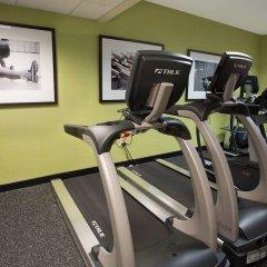 Отель Drury Inn & Suites Columbus Convention Center фитнесс-зал