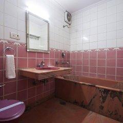 Отель Landmark Inn ванная