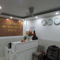 Отель Nha Trang Beach 2 Нячанг интерьер отеля