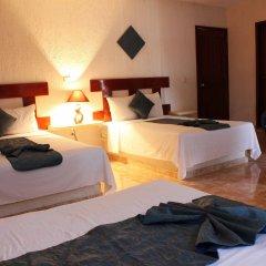Отель Nautilus Мексика, Плая-дель-Кармен - отзывы, цены и фото номеров - забронировать отель Nautilus онлайн комната для гостей