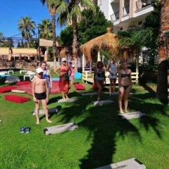 Rox Royal Hotel Турция, Кемер - 4 отзыва об отеле, цены и фото номеров - забронировать отель Rox Royal Hotel онлайн фитнесс-зал фото 2