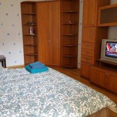Гостиница DeLuxe Apartment Grina 34 в Москве отзывы, цены и фото номеров - забронировать гостиницу DeLuxe Apartment Grina 34 онлайн Москва комната для гостей фото 5
