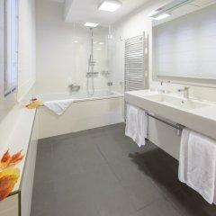 Отель Myo Hotel Mysterius Чехия, Прага - отзывы, цены и фото номеров - забронировать отель Myo Hotel Mysterius онлайн ванная фото 2