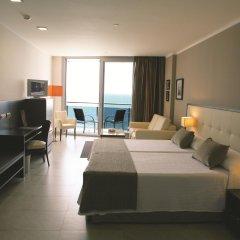 Gran Hotel Sol y Mar (только для взрослых 16+) Кальпе комната для гостей фото 2