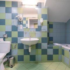 Novum Hotel Vitkov ванная фото 3