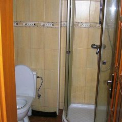 Гостиница Дубки ванная фото 2