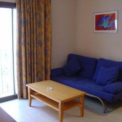 Отель Ull de Bou Испания, Льорет-де-Мар - отзывы, цены и фото номеров - забронировать отель Ull de Bou онлайн комната для гостей фото 2