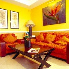 Gran Hotel Guadalpín Banus интерьер отеля