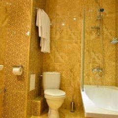 Отель Shato hotel Trendafiloff Болгария, Димитровград - отзывы, цены и фото номеров - забронировать отель Shato hotel Trendafiloff онлайн ванная фото 2