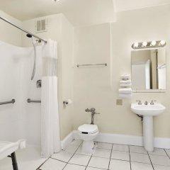 Отель Travelodge by Wyndham Downtown Chicago ванная фото 2