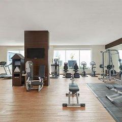 Отель Hyatt Place Dubai/Al Rigga Дубай фитнесс-зал фото 2