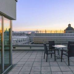 Sheraton Carlton Hotel Nuernberg балкон