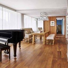 Отель Park Hyatt Washington интерьер отеля
