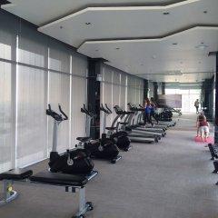 Отель Secret Sukhumvit Sanctuary - Adults Only Бангкок фитнесс-зал