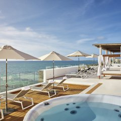 Отель Senses Riviera Maya by Artisan -Gourmet All Inclusive - Adults Only бассейн