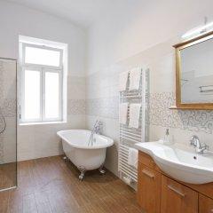 Отель Vintage Apartments Schönbrunn Австрия, Вена - отзывы, цены и фото номеров - забронировать отель Vintage Apartments Schönbrunn онлайн ванная фото 2