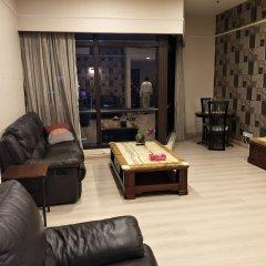 Отель Luxury Apartment at Time Square Малайзия, Куала-Лумпур - отзывы, цены и фото номеров - забронировать отель Luxury Apartment at Time Square онлайн комната для гостей фото 3
